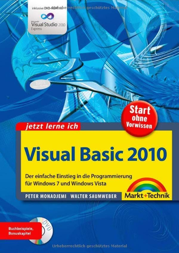Visual Basic 2010 (Addison-Wesley, 2010)