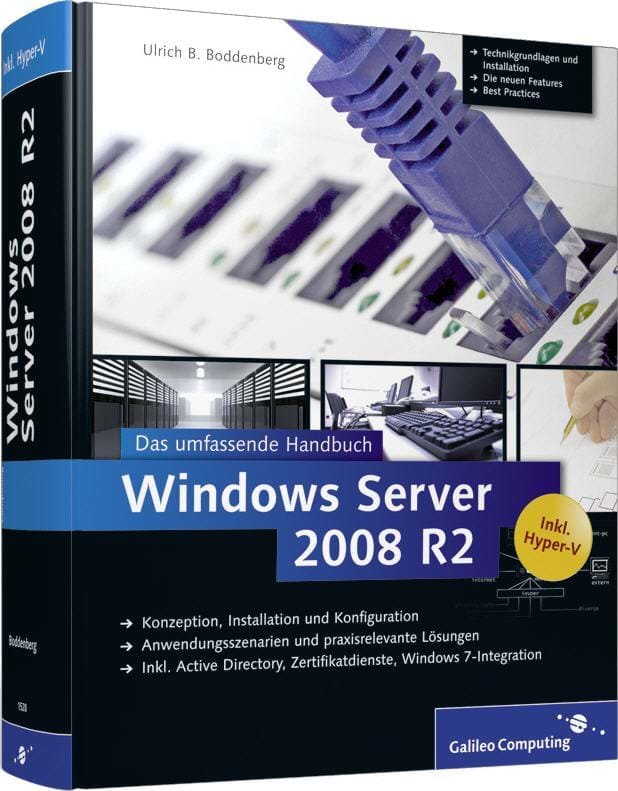 Windows Server 2008 R2 (Galileo Computing, 2010)