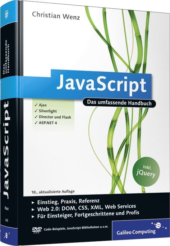 JavaScript (Galileo Computing, 2010)