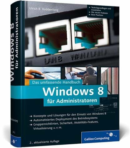 Windows 8 für Administratoren (Galileo Computing, 2012)