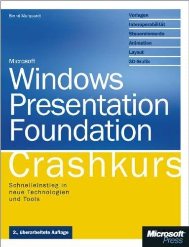 WPF Crashkurs (Microsoft Press, 2011)